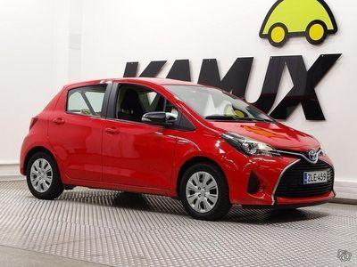 käytetty Toyota Yaris 1,5 Hybrid Life 5ov 1-Omisteinen Merkkihuollettu SUOMI-auto, Lohkolämmitin yms!