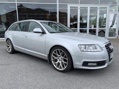 käytetty Audi A6 A63.0TDi Quattro *Nahkasisusta,Xenon,Panorama*