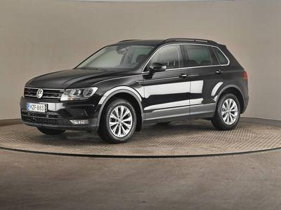 käytetty VW Tiguan Comfortline 2,0 TDI SCR 110 4wd DSG (17) -Vetokoukku, Webasto-