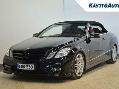 käytetty Mercedes E350 CDI BE Cabriolet A