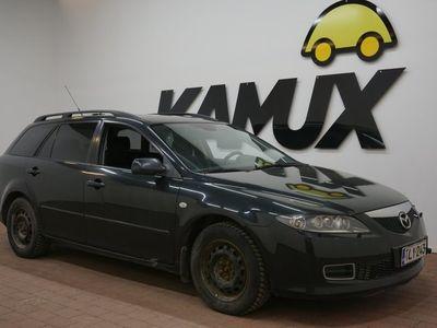 käytetty Mazda 6 Sport Wagon 1,8 75 Year Business Edition 5MT 5-ov W02