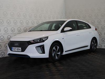 käytetty Hyundai Ioniq hybrid DCT Comfort - Korko 1,89%, Jopa ilman käsirahaa! Adap.Cruise, P-kamera, Navigointi, Infinity, Juuri huollettu!