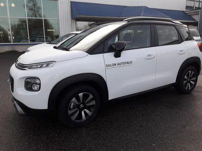 käytetty Citroën C3 Aircross PureTech 110 Black&White