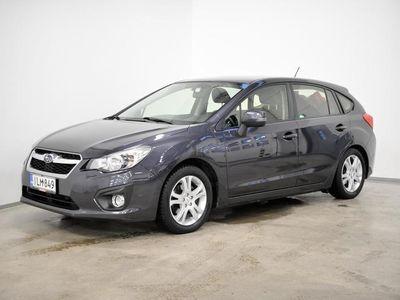 käytetty Subaru Impreza 1,6i-S (CD) CVT (MY14) - *Neliveto *Automaatti *Moottorilämmitin jne.