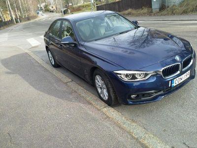 käytetty BMW 330e 330 F30 SedanA Business, VAIN 38Tkm ajettu!