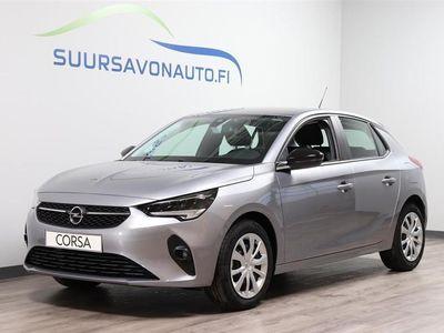 käytetty Opel Corsa 5-ov Comfort 100 Turbo **VALMIINA AJOON -PAKETTI - LED AJOVALOT / TUTKA / BLUETOOTH**