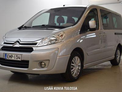 käytetty Citroën Jumpy HDi 128 12 L2H1 (MY13) - Rekisteröity 9:lle. Todella tilava tila-auto.