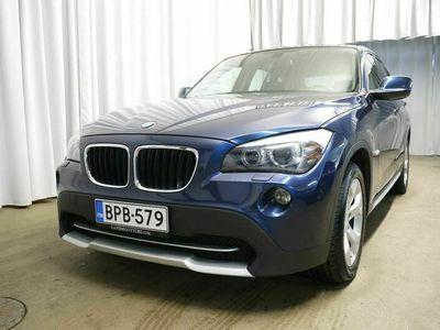 käytetty BMW X1 xDrive20d A Edt 130kW, SPORTTIPENKIT / HYVIN HUOLLETTU / SUOMIAUTO
