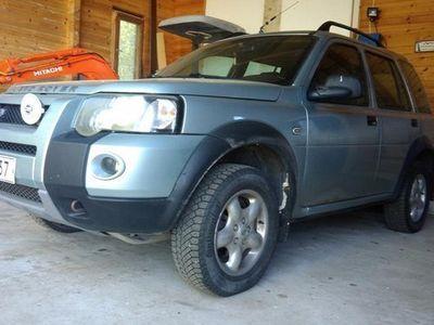 used Land Rover Freelander TD4