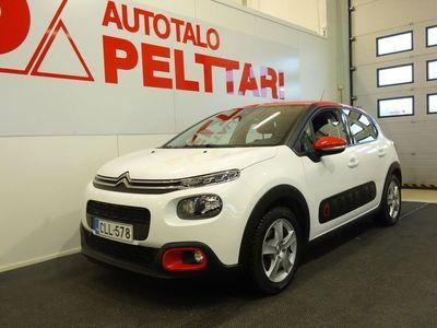 käytetty Citroën C3 PureTech 110 Shine
