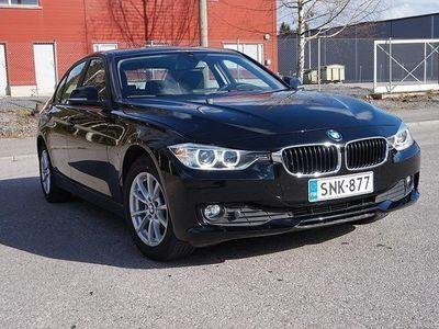käytetty BMW 320 iX 2015 60tkm, neliveto turbo