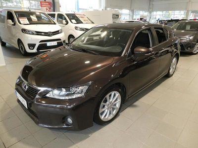 käytetty Lexus CT200h Hybrid A Executive - **Korko 1,69 % ** 1.erä toukokuussa ** hyvitys väh.1500?**