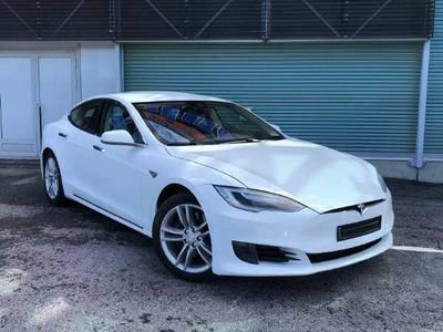käytetty Tesla Model S 70 D ** Juuri tullut, ota yhteys myyntiin 020 703 2614 **
