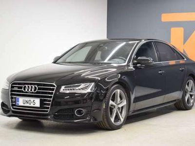 käytetty Audi A8 Sedan 4,2 V8 TDI Quattro Executive line Matrix LED, HUD, Yönäkö, Topview, Bose jne