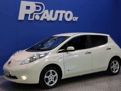 käytetty Nissan Leaf Acenta 30 kWh 6,6 kW charger - *1000€ S-bonuskirjaus!! Korko 0,99%**, 72 kk, ilman käsirahaa!