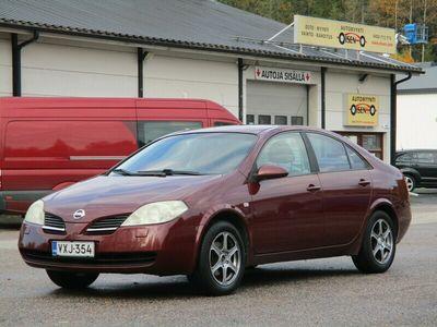 käytetty Nissan Primera 1,8 4-ov. sedan, kats. 8.7.-21 ja seuraava 8.7.-22
