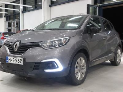 käytetty Renault Captur TCE 120 ZEN