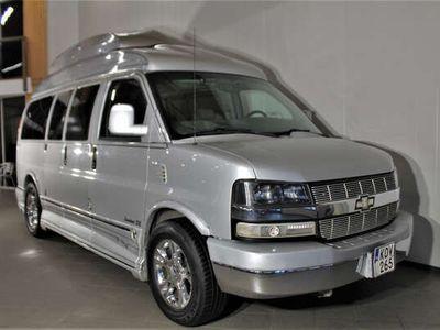 käytetty Chevrolet Express Van 5.3 V8 A