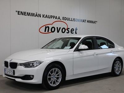 käytetty BMW 320 i F30 A xDrive *BLACK WEEK! KORKO 0%, KASKO 0€! SUOMI NELIKKONA JA MUOTIVÄRILLÄ! KATSO!*