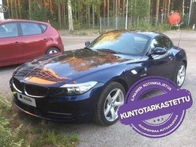 käytetty BMW Z4 *HIENO*23i sDrive E89 Roadster 150kW Man. Näyttävä Avo. Tarkastettuna, Rahoituksella, Kotiin toimite