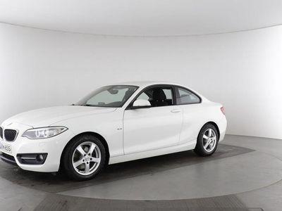 käytetty BMW 220 i F22 Coupe Sport A Business Sport, HiFi, Servotronic