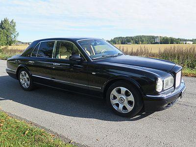 käytetty Bentley Arnage
