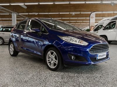 käytetty Ford Fiesta 1,0 EcoBoost 100hv Start/Stop Titanium M5 5-ovinen