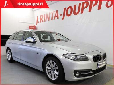 käytetty BMW 520 520 F11 Touring d TwinPower Turbo A xDrive Limited xDrive Edition J. kotiintoimitus
