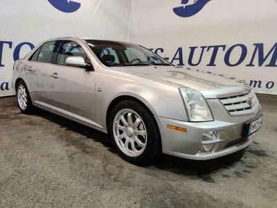 käytetty Cadillac STS 4.6 V8 / Rahoitus Jopa Ilman Käsirahaa / Räyhiä V8 /