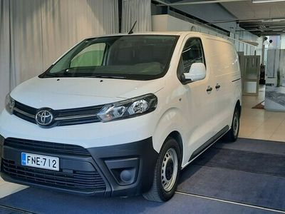 käytetty Toyota Proace L1 1,6 D 95 5-ovinen