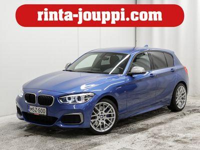 käytetty BMW M135 135 F20 Hatchback i A xDrive - Ärhäkkä neliveto! performance-putkisto, Webasto, Suomi-auto, Navigointijärjestelmä, HiFit ja yms..!