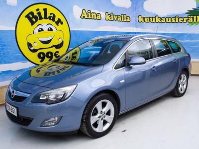 käytetty Opel Astra Sport Tourer Sport 1,4 Turbo 103kW MT6 - *0 KORKO 0, HULLU BLACK WEEK!!!!*