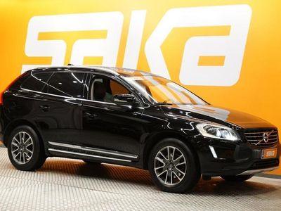 käytetty Volvo XC60 D4 AWD Business Summum aut ** Navi / Panorama / Webasto / VOC / Sporttipenkit **