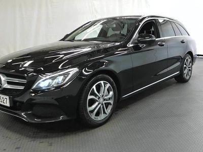 käytetty Mercedes C350e T A Premium Business (MY15)
