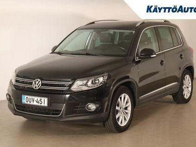 käytetty VW Tiguan Sport & Style 1,4 TSI 92 kW (125 hv)