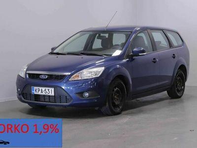 käytetty Ford Focus 1.6 TDCi 90 ECOnetic Wagon Aut.ilmastoitu