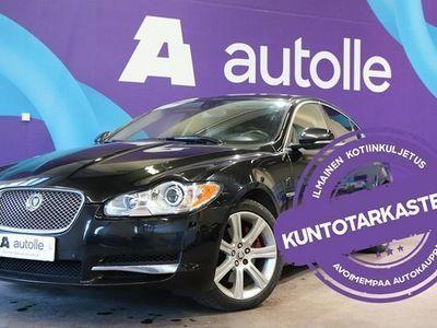 käytetty Jaguar XF *KUNTOTARKASTETTU!* 3,0 d Business A. Tarkastettuna, Rahoituksella, Kotiin toimitettuna!
