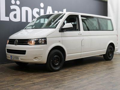 käytetty VW Caravelle Comfortline pitkä 2,0 TDI 103 kW BlueMotion Technology **ALV-vähennyskelpoinen** **** LänsiAuto Safe -sopimus hintaan 590e ****