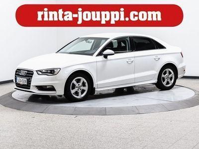 käytetty Audi A3 Sedan Business Sport 1,8 TFSI 132 Q A - Neliveto, thermocall Webasto, suomi-auto, keyless go !