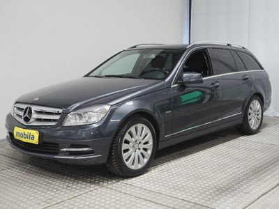 käytetty Mercedes C350 CCDI 4MATIC Farmari / Neliveto / Navi / Xenon / Koukku /