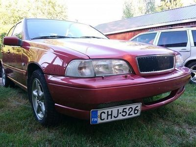 käytetty Volvo S70 2.5-20 4d vm. -97