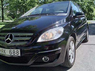käytetty Mercedes B170 NGT SIISTI - Halpaa ajoa kaasu/bensa