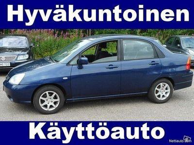 käytetty Suzuki Liana 1,6 4d ABS A/C