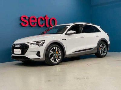 käytetty Audi E-Tron 55 Quattro S-Line - S-Line Quattro, Hud, Matrix-Led, Night vision
