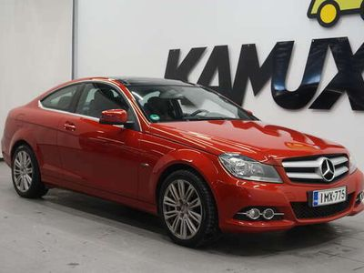 käytetty Mercedes C180 BE Premium Business / Panorama /