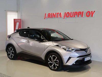 käytetty Toyota C-HR 1,8 Hybrid Style *Suomi-auto, 1 om., Navi, JBL-Hifi, Juuri huollettu*