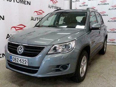 käytetty VW Tiguan Trend & Fun 1.4 TSI 110kw 4motion ** Vetokoukku, Webasto, Peruutustutka***
