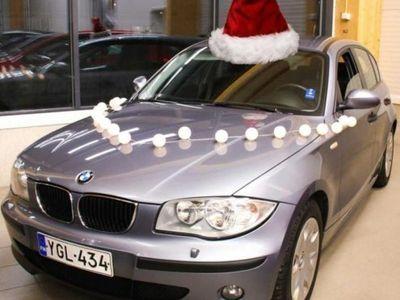 gebraucht BMW 116 1.6i 5d Jopa ilman käsirahaa aina sopivalla kuukausierällä.