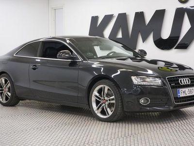 käytetty Audi A5 Coupé 3,0 V6 TDI 176 kW quattro /SPORT-ISTUIMET/ /NAVI/ /NAHAT/