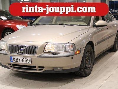 käytetty Volvo S80 D5 4d A